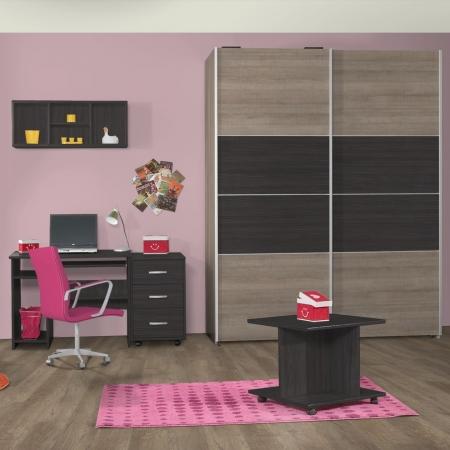 臥室-鋁框衣櫃