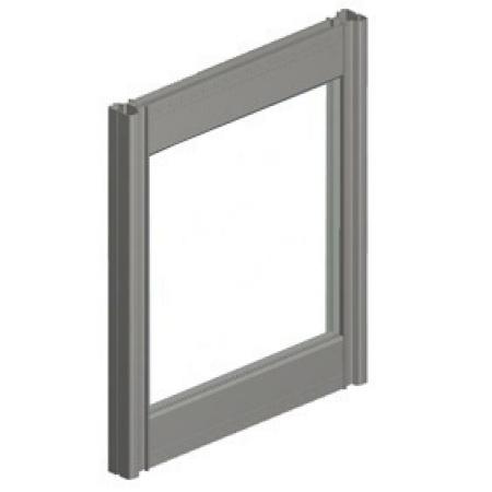 Q803-W36鋁框樣品板