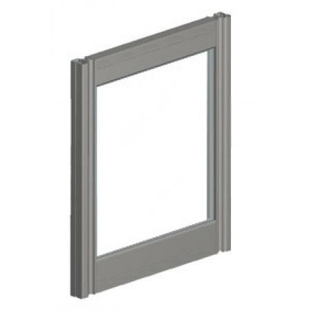 Q803-W32鋁框樣品板